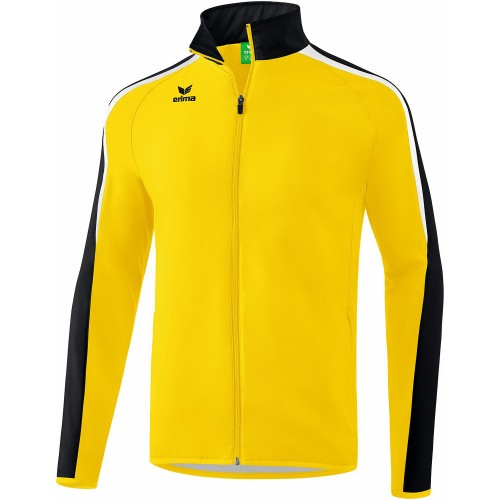Erima Liga 2.0 Presentation Jacket yellow/black