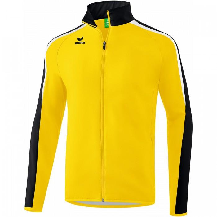 Erima Liga 2.0 Präsentationsjacke gelb/schwarz