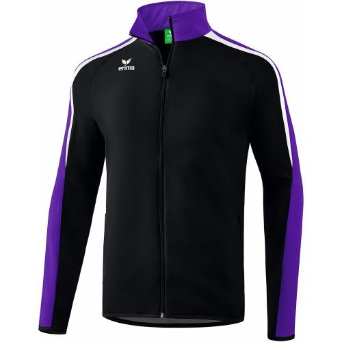 Erima Liga 2.0 Presentation Jacket black/violet