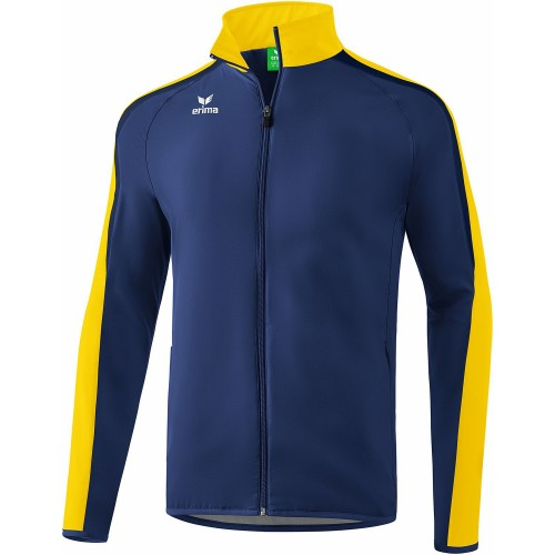 Erima Liga 2.0 Presentation Jacket Kids navy/yellow