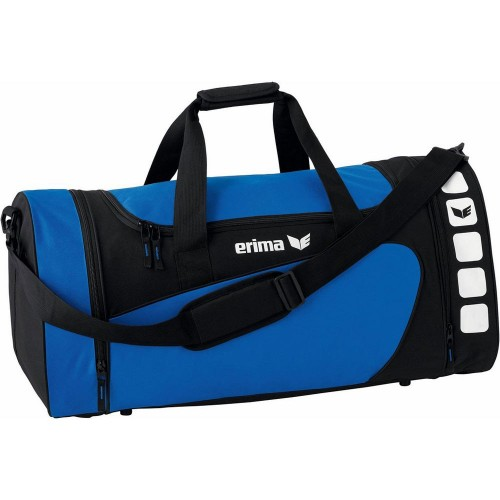 Erima Sports bag Club 5 Line new royal/black small