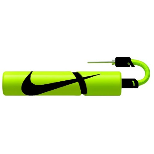 Nike Essential Ball Pump neonyellow