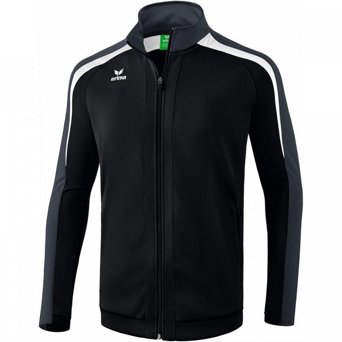 Erima Liga 2.0 Trainingsjacke schwarz/weiß