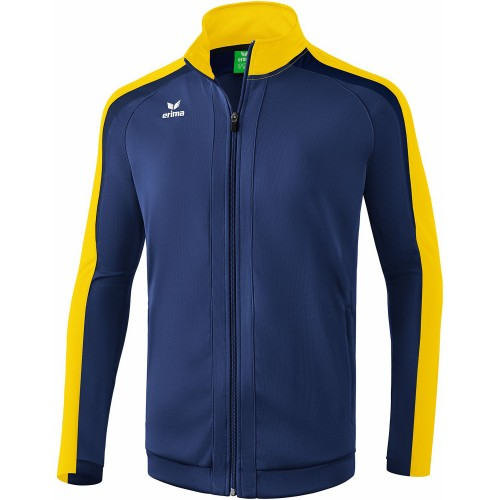 Erima Liga 2.0 Trainingsjacke navy/gelb