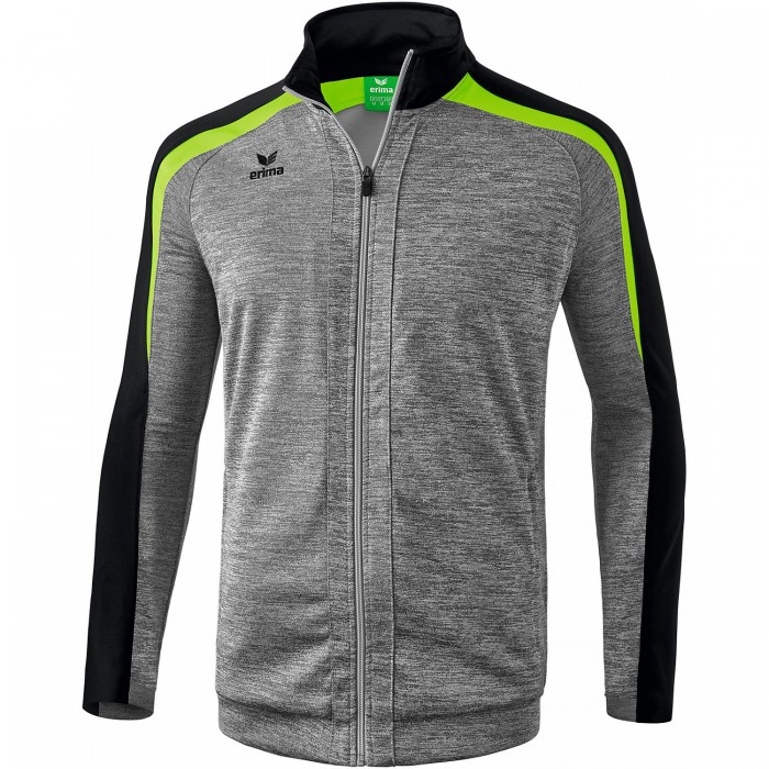 Erima Liga 2.0 Training Jacket grey melange/green