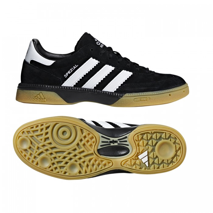 effc9b6a79a Adidas Handball Shoes Spezial black white - HANDBALLcompany.de