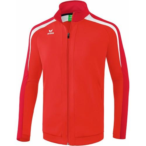 Erima Liga 2.0 Trainingsjacke Kinder rot/weiß