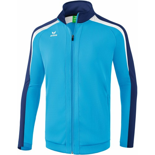 Erima Liga 2.0 Training Jacket Kids turquoise/white