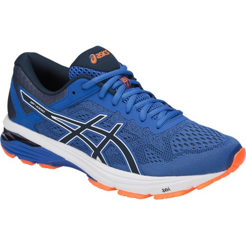 Asics running shoes GT-1000 6 blue
