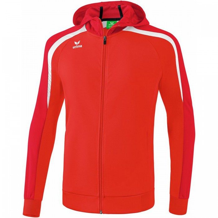 Erima Liga 2.0 Trainingsjacke mit Kapuze