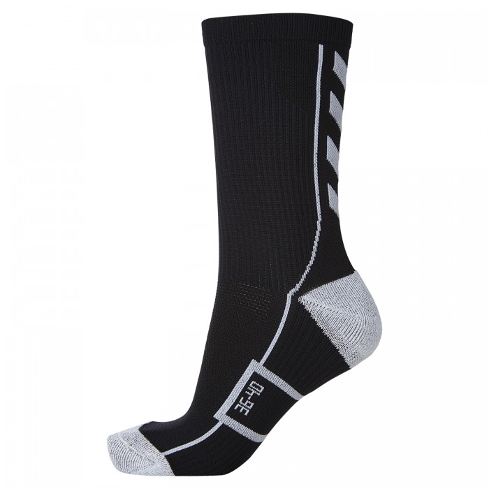 2a90b1ab136 Hummel Tech Indoor Sock low black/white