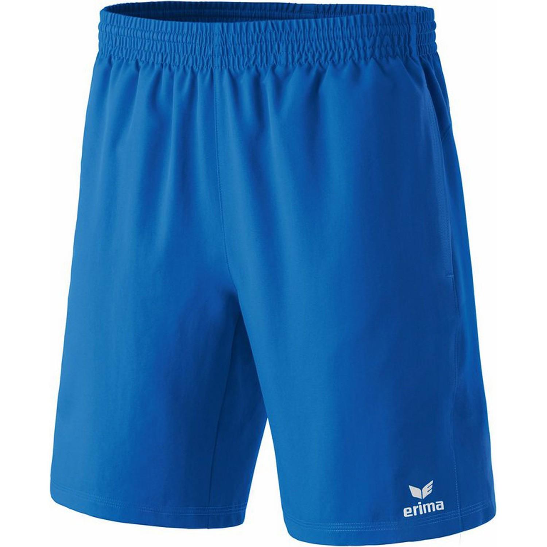 Erima 5-Cubes Short Kids Schwarz Orange Shorts & Hosen Fußball