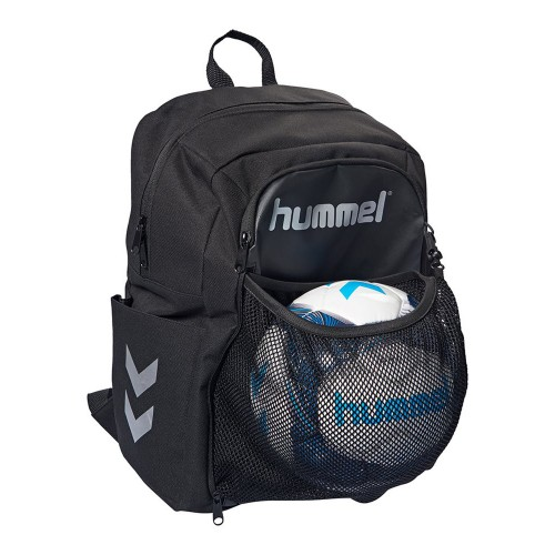 Hummel Authentic Charge Ball-Rucksack schwarz