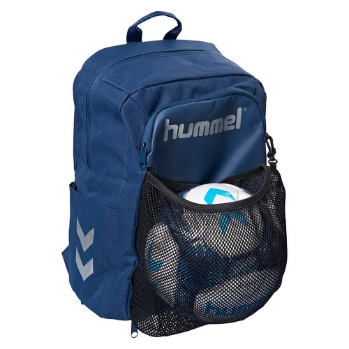 Hummel Authentic Charge Ball-Rucksack dunkelblau