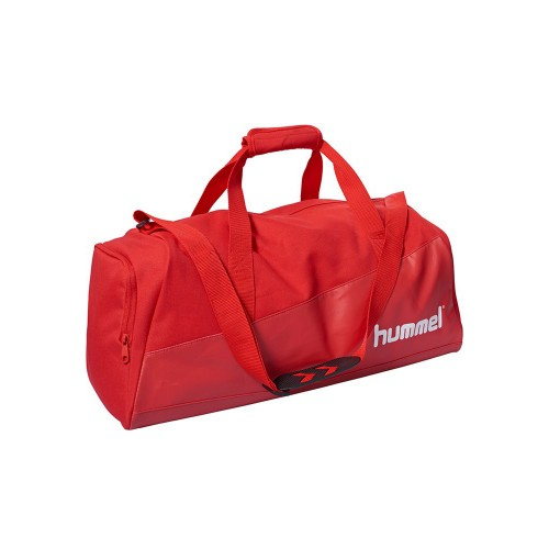 Hummel Authentic Charge Sports Bag M red