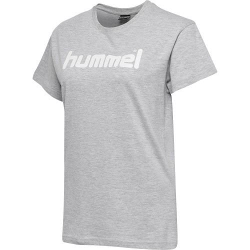 Hummel Go Cotton Logo T-Shirt Women