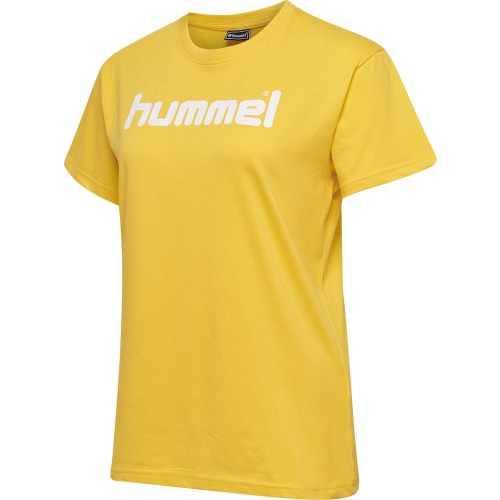 Hummel Go Cotton Logo T-Shirt Damen