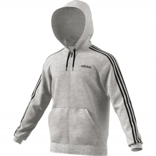 Adidas Essentials 3 Stripes Fullzip French Terry