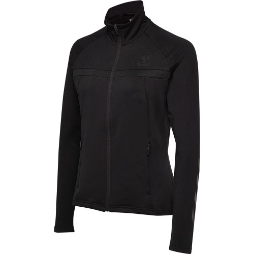 Hummel Classic Bee Nelly Zip Jacket Women black