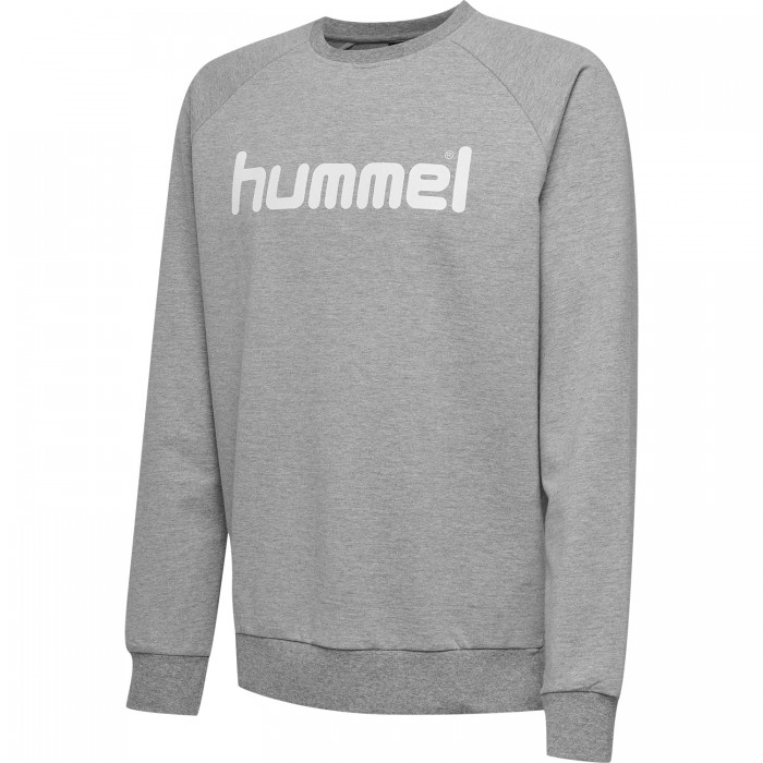 Hummel Go Cotton Logo Sweatshirt Kids