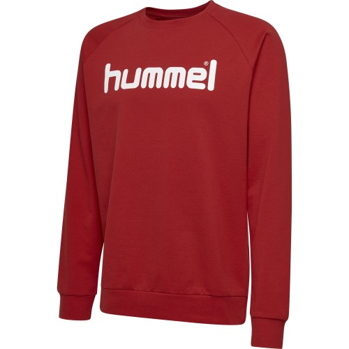 Hummel Go Cotton Logo Sweatshirt Kinder