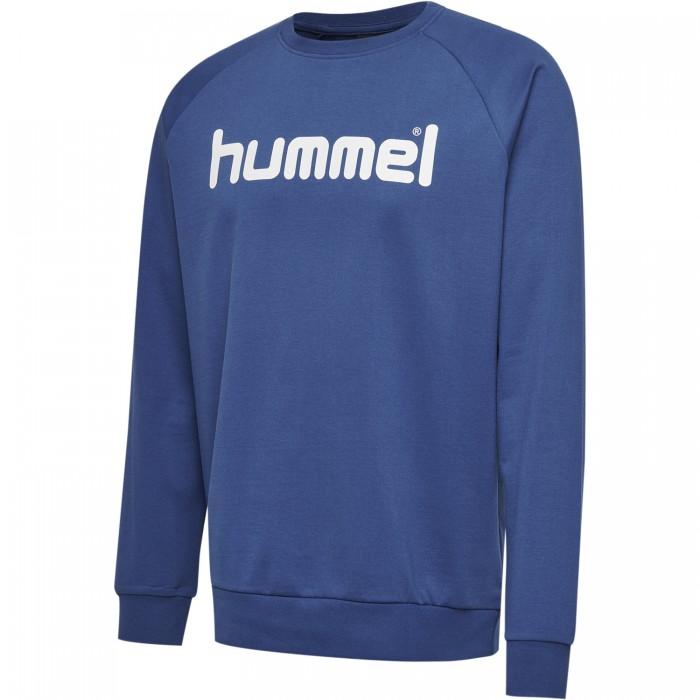 Hummel Go Cotton Logo Sweatshirt Kinder