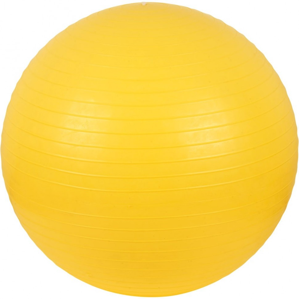 Gymnastik-Ball 65 cm yellow