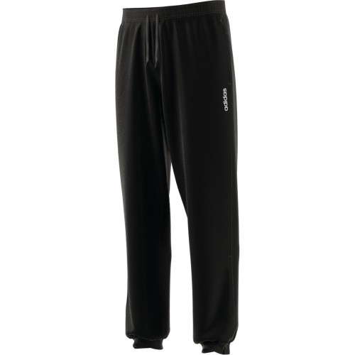 Adidas Essentials Plain Tapered Pant Fleece Cuffed