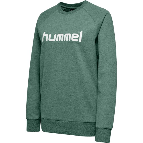 Hummel Go Cotton Logo Sweatshirt Damen