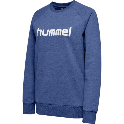 Hummel Go Cotton Logo Sweatshirt Damen