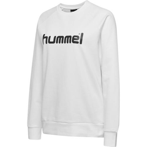 Hummel Go Cotton Logo Sweatshirt Women