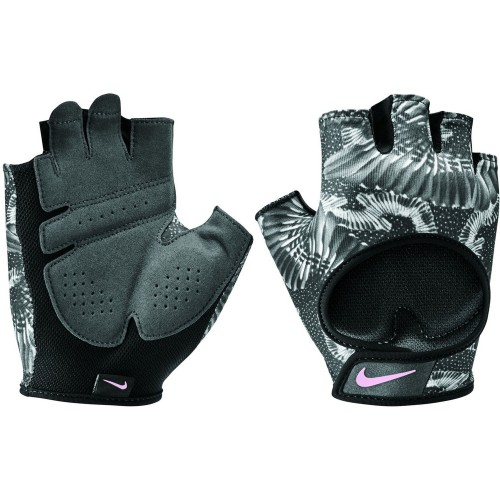 Nike Gym Ultimate Fitness-Handschuhe Damen grau/schwarz