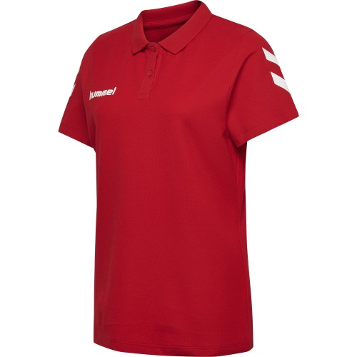 Hummel Go Cotton Polo Women
