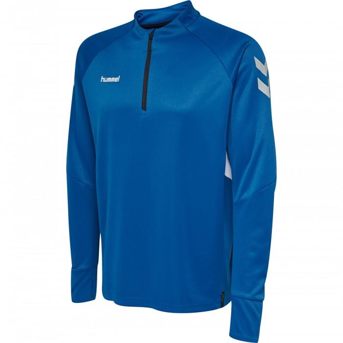 Hummel Tech Move ½ Zip Sweatshirt weiß
