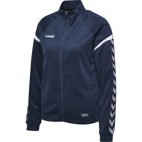 Hummel Authentic Charge Poly Zip Jacke Damen