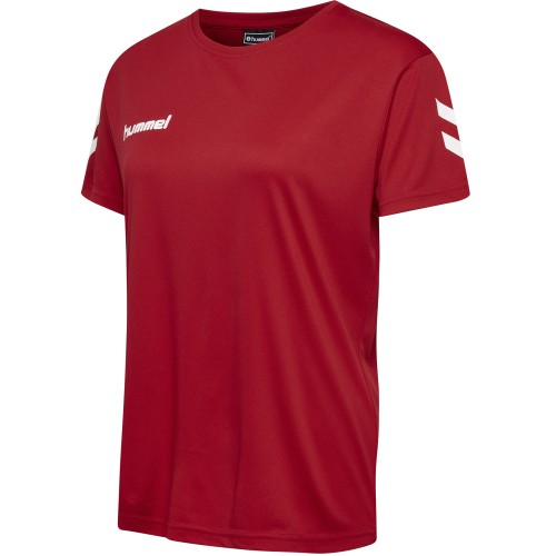 Hummel Core Poly T-Shirt Damen