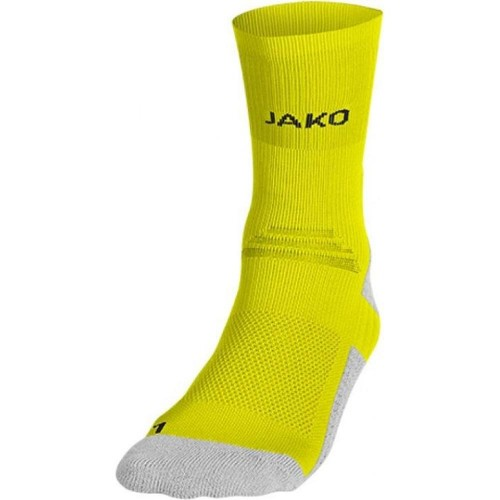 Jako Basic Trainingssocken neongelb