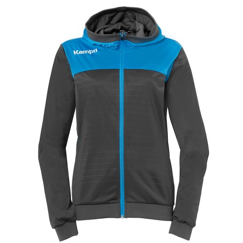 Kempa Emotion 2.0 Hooded Jacket Women