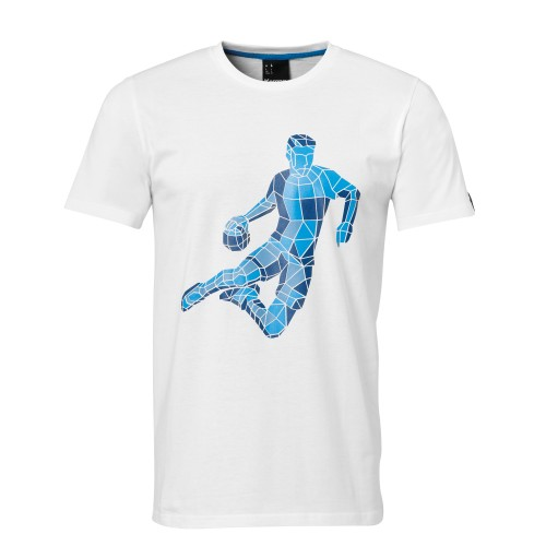 Kempa Polygon Player Tee Kids