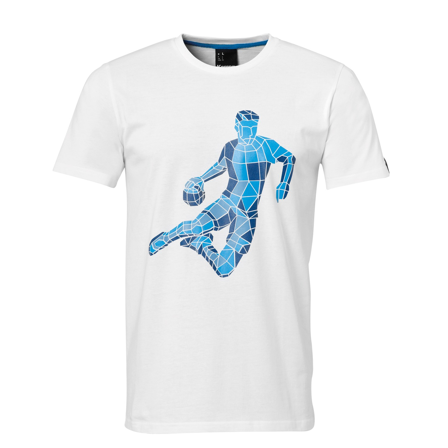 f9c5bcd05 Kempa Polygon Player Tee Kids - HANDBALLcompany.de