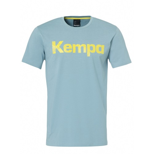 Kempa Graphic T-Shirt Kinder