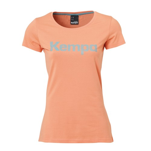Kempa Graphic T-Shirt Damen