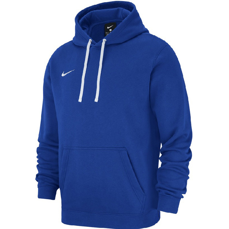 Nike Team Club Full Zip Hoodie Kinder blau Ausgehjacken