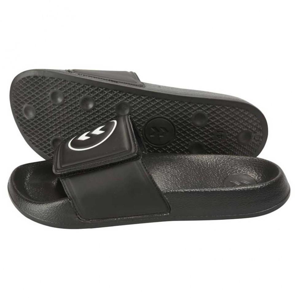 Hummel Pool Slipper Velcro black