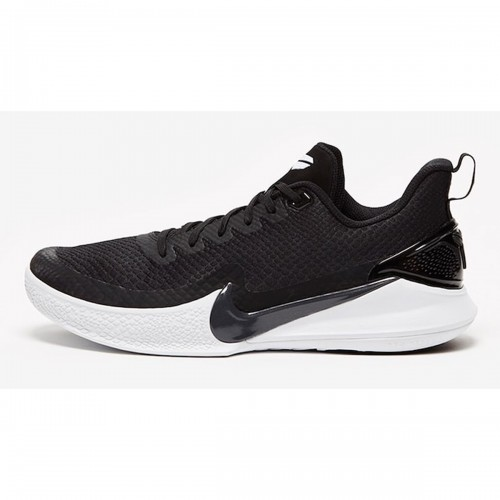 Nike Indoor Shoes Mamba Focus schwarz/weiß