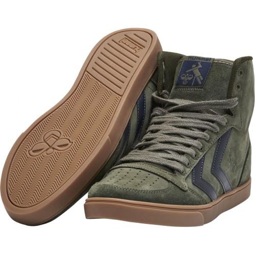 Hummel leisure shoes Stadil Rubber
