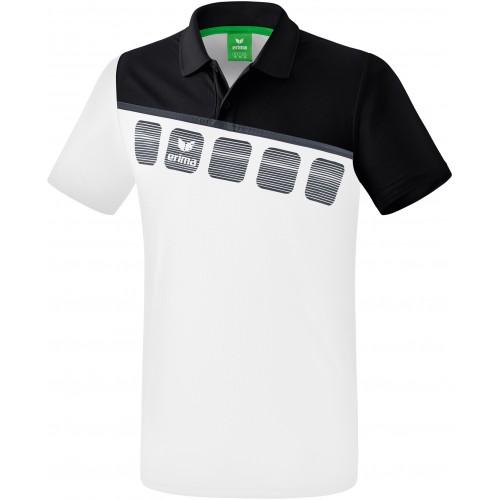 Erima 5-C Poloshirt Kinder