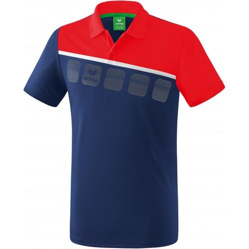 Erima 5-C Poloshirt Kids