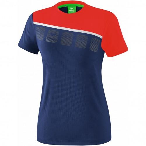 Erima 5-C T-Shirt Damen
