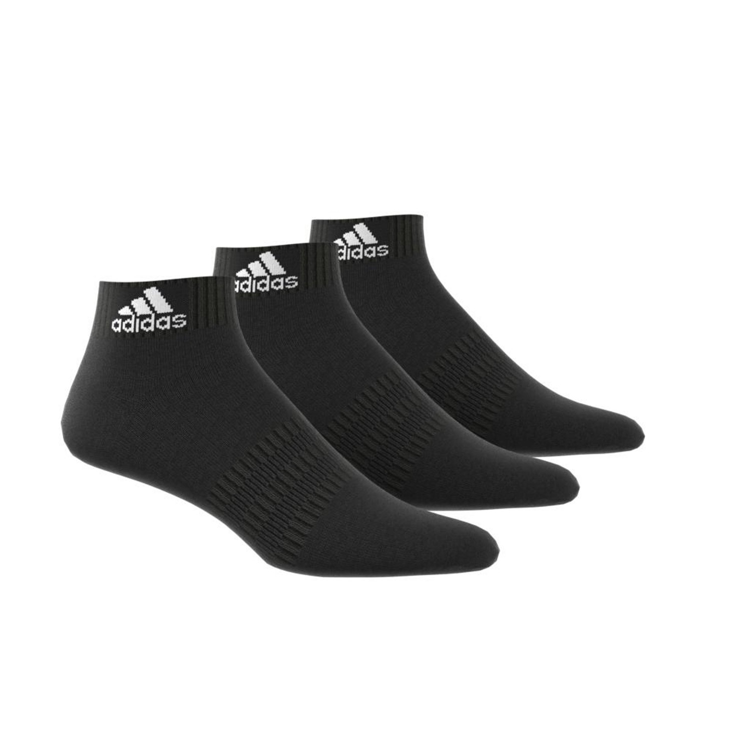 Adidas Cushioned Ankle Socks 3 Pack